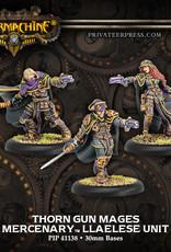 Warmachine Mercenaries - Thorn Gun Mages