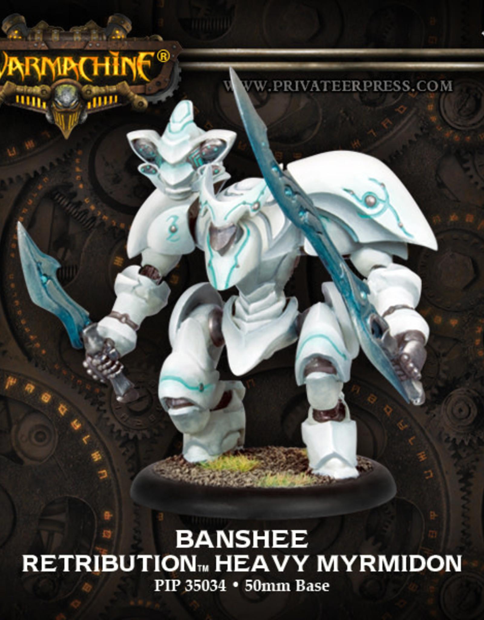 Warmachine Scyrah - Banshee/Daemon/Sphyinx Kit