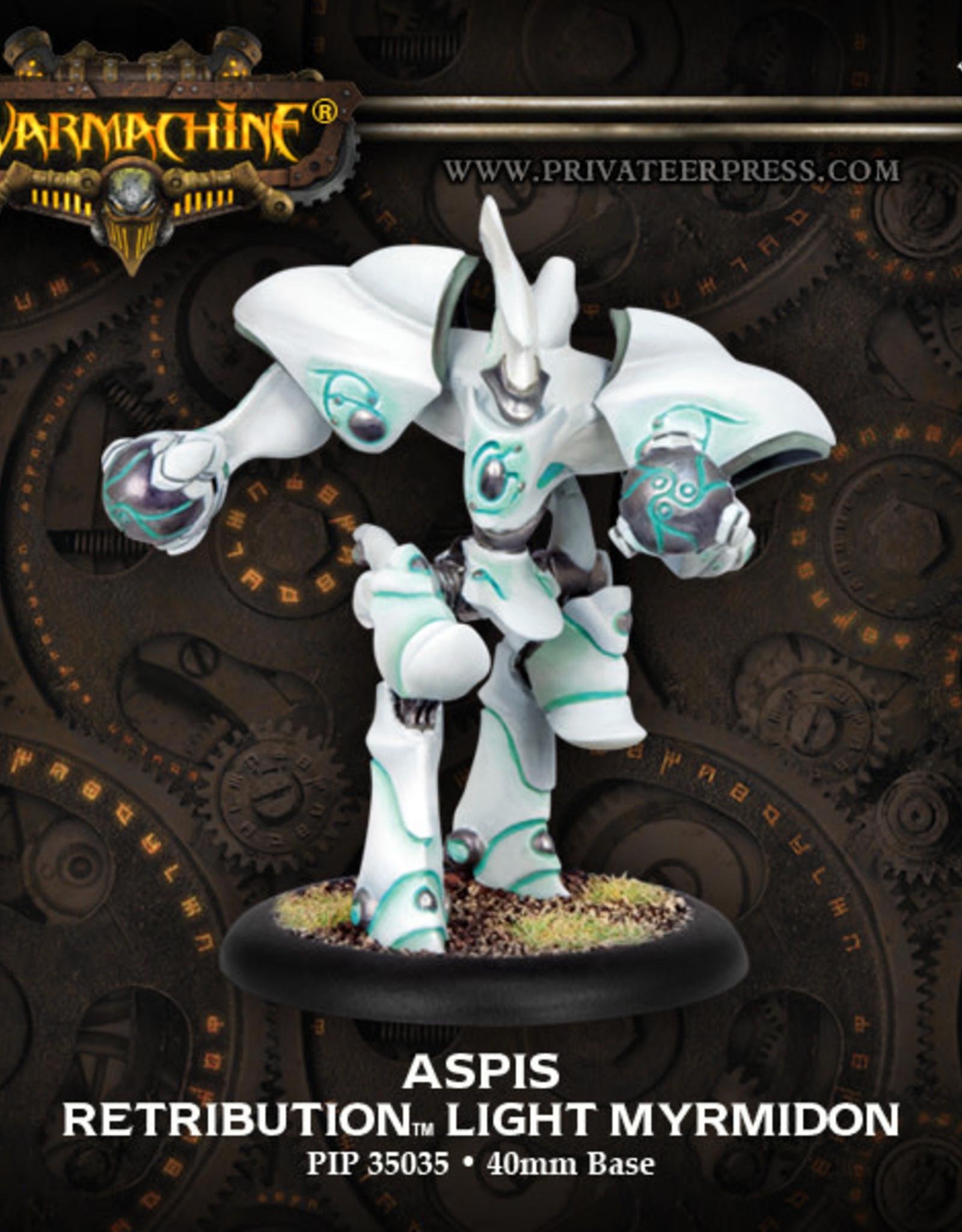 Warmachine Scyrah - Aspis