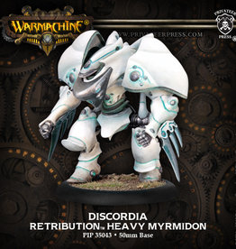 Warmachine Scyrah - Discordia Kit