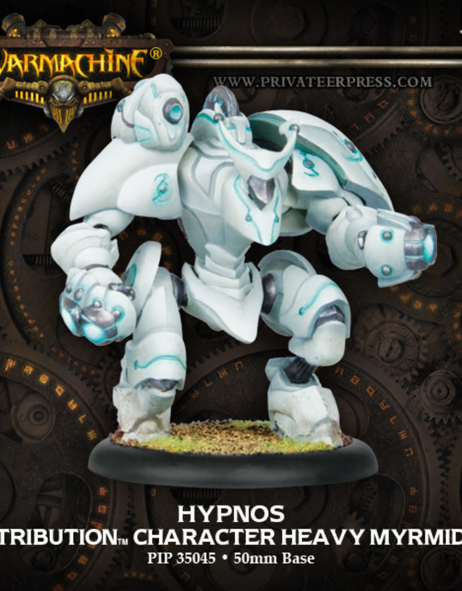 Warmachine Scyrah - Hypnos Kit