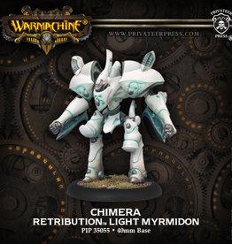 Warmachine Scyrah - Chimera