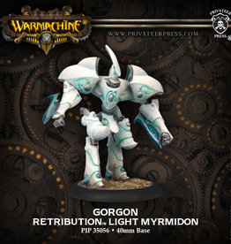 Warmachine Scyrah - Gorgon