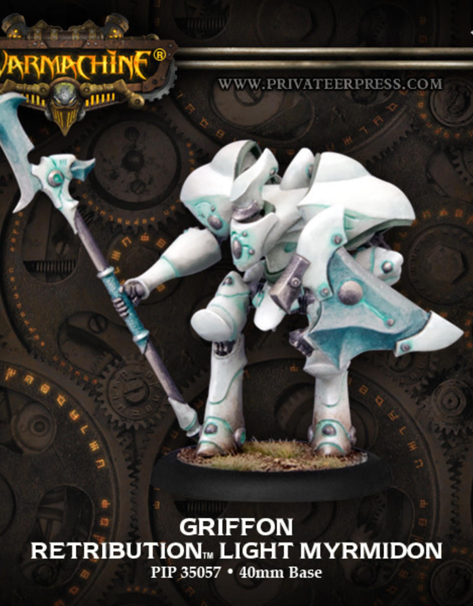 Warmachine Scyrah - Griffon