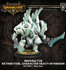 Warmachine Scyrah - Imperatus