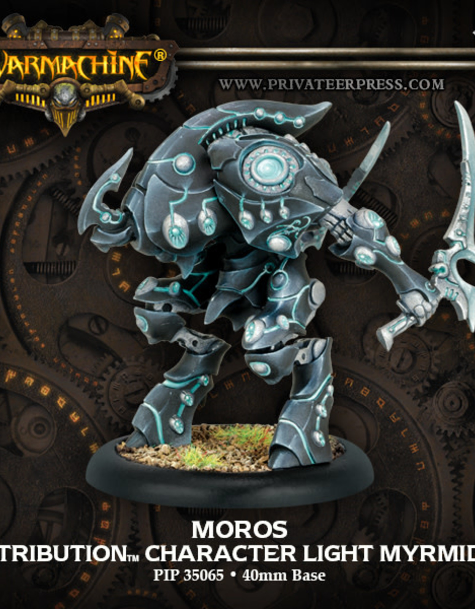 Warmachine Scyrah - Moros