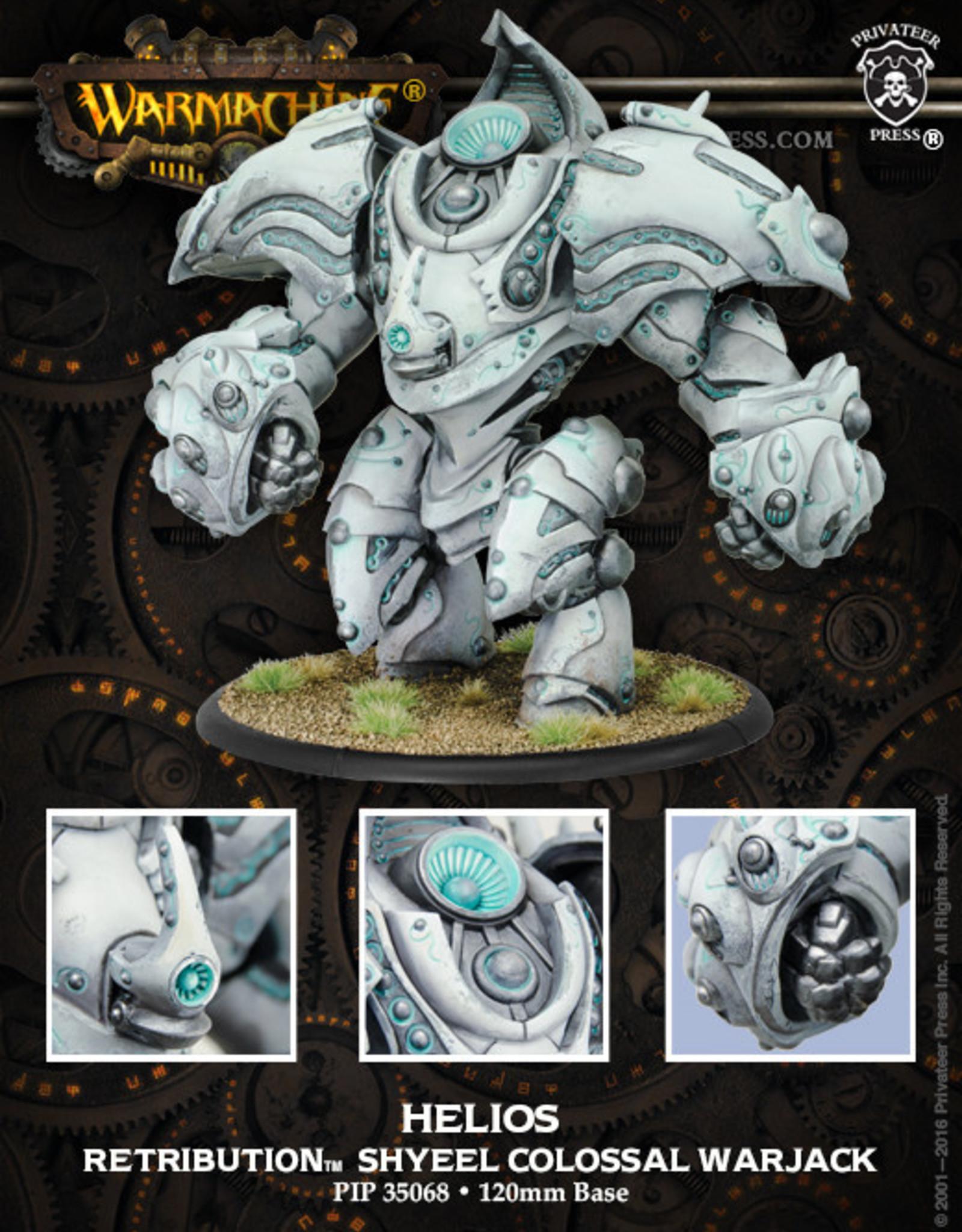 Warmachine Scyrah - Helion/Hyperion Colossal