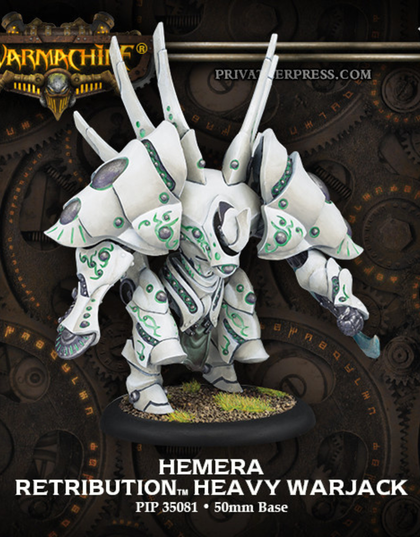 Warmachine Scyrah - Hemera
