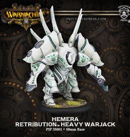 Warmachine Scyrah - Hemera