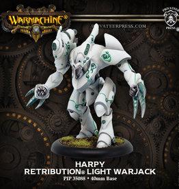 Warmachine Scyrah - Harpy