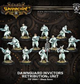Warmachine Scyrah - Dawnguard Invictors