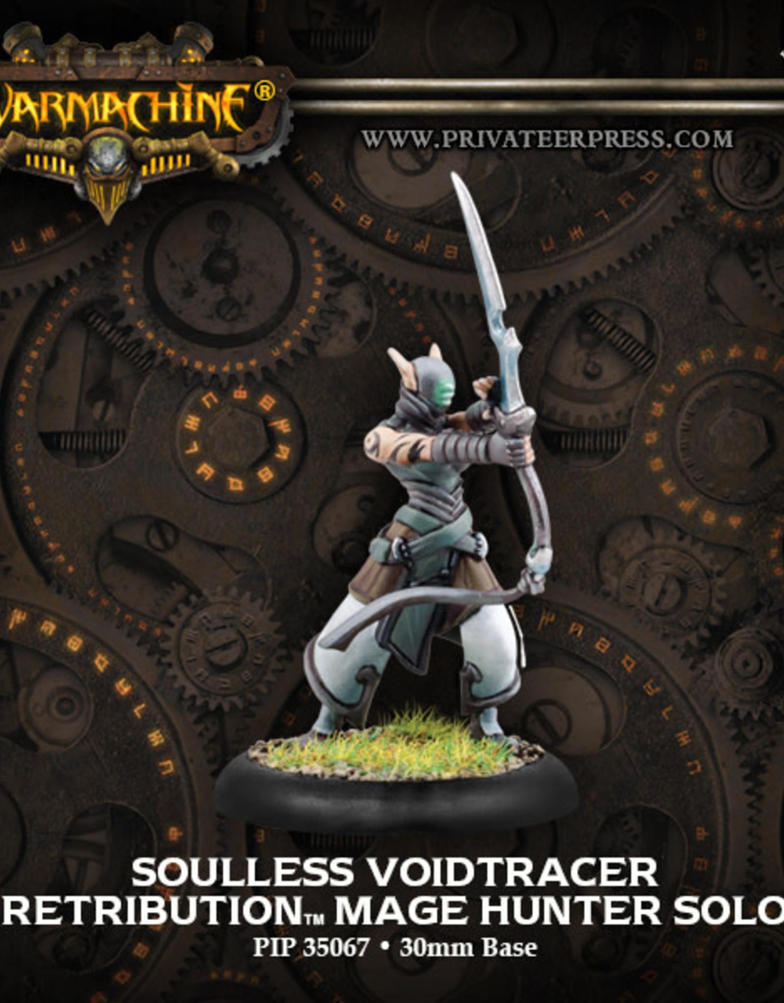 Warmachine Scyrah - Soulless Voidtracer