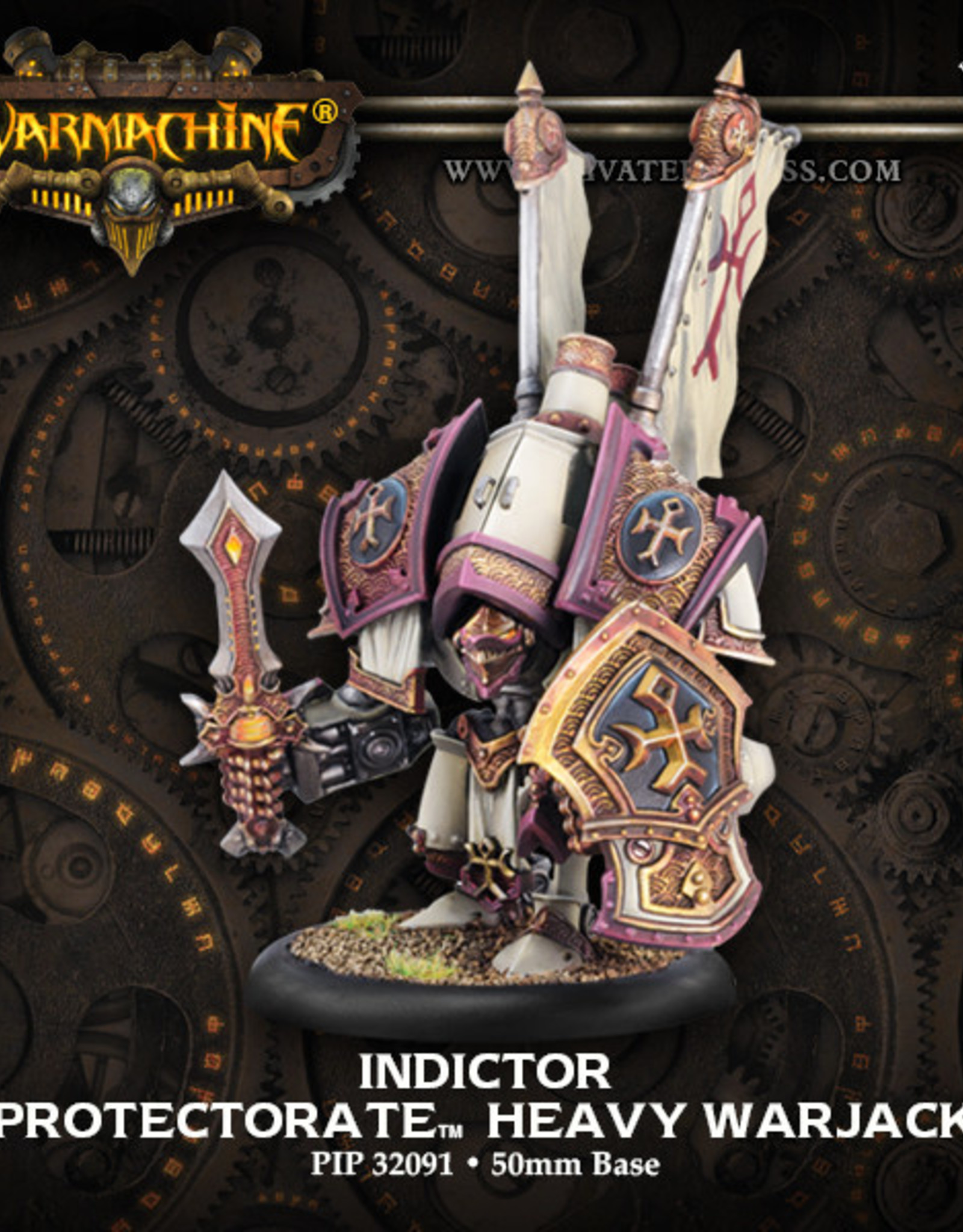 Warmachine Protectorate - Guardian/Indictor
