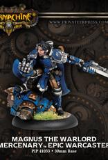 Warmachine Mercenaries - Magnus