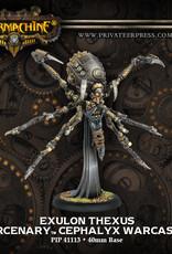 Warmachine Mercenaries - Cephalyx Exulon Thexus