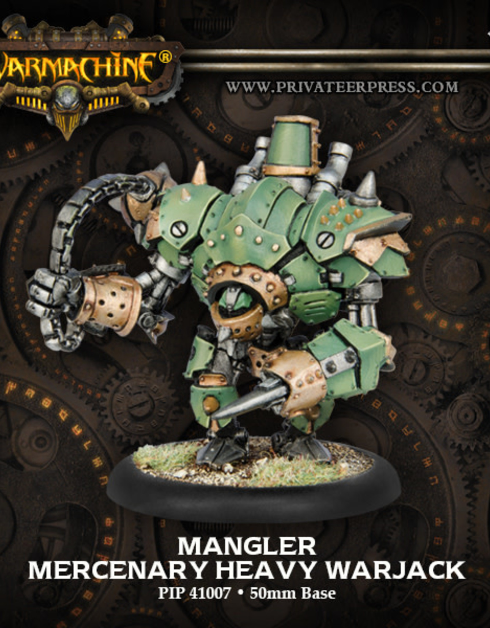 Warmachine Mercenaries - Mangler