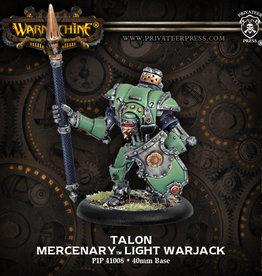 Warmachine Mercenaries - Talon