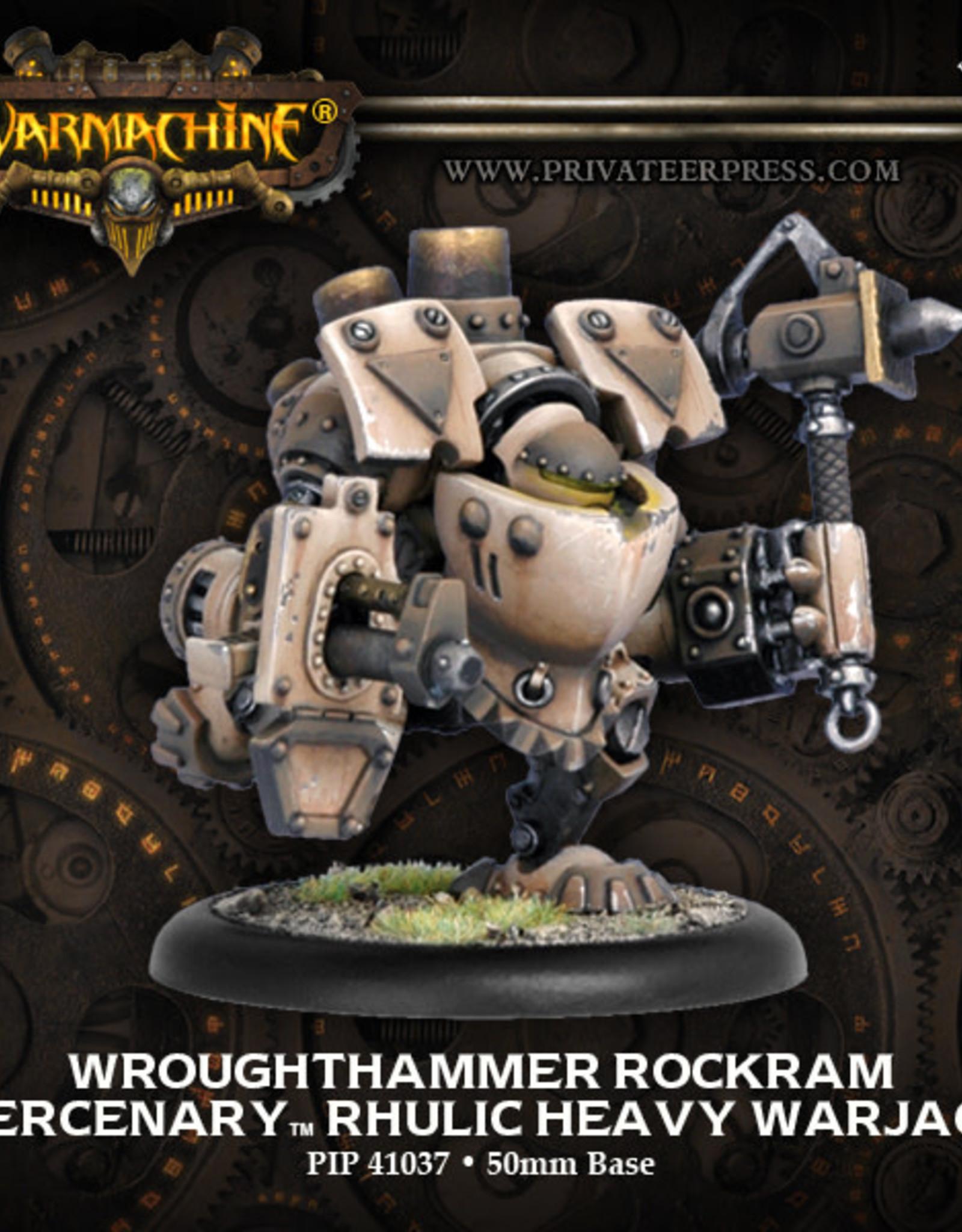Warmachine Mercenaries - Wroughthammer