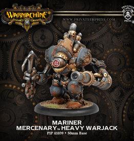 Warmachine Mercenaries - Mariner