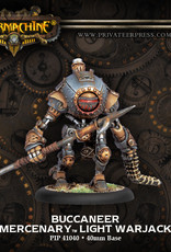 Warmachine Mercenaries - Buccaneer