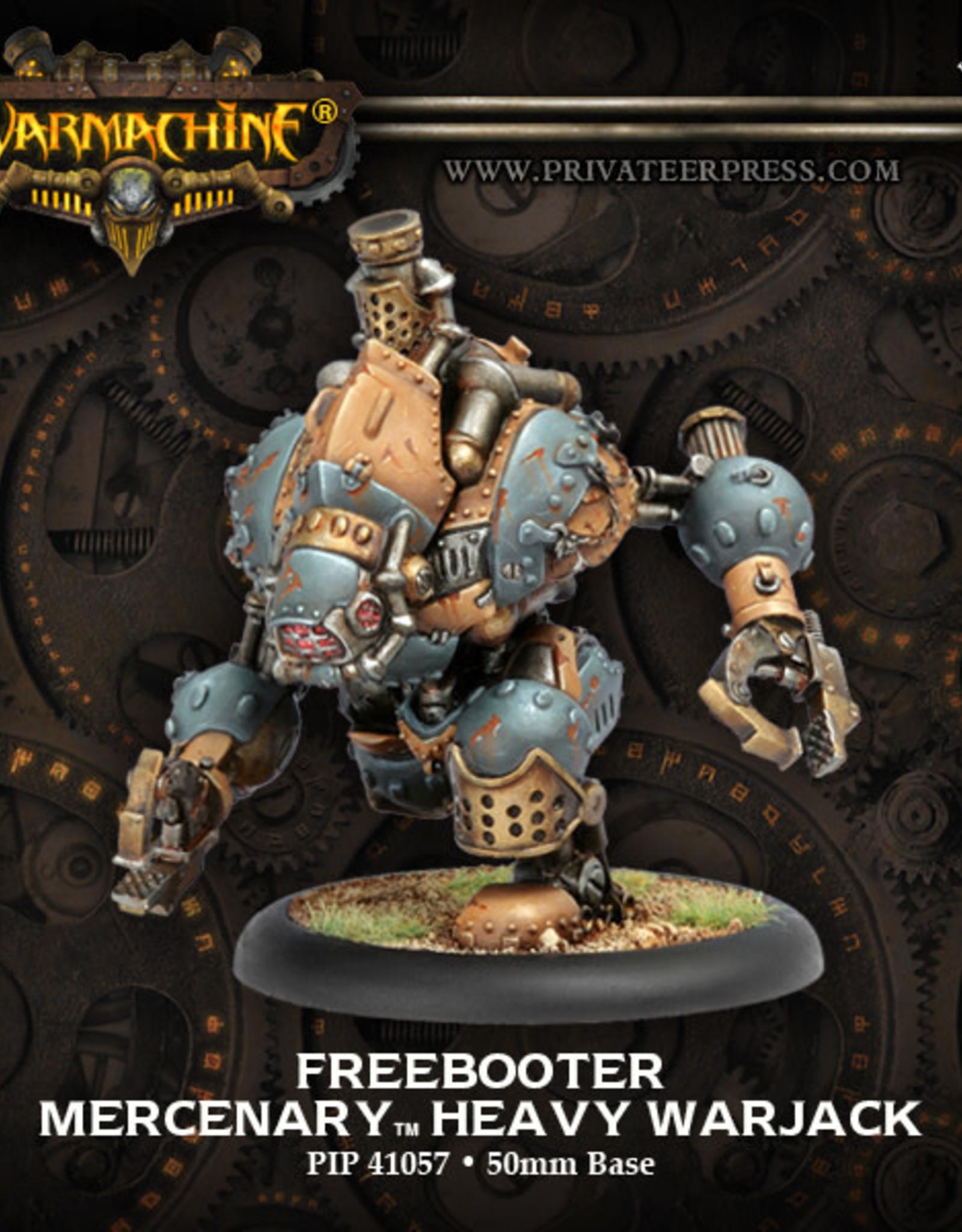 Warmachine Mercenaries - Freebooter