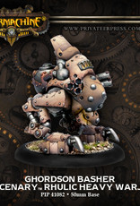 Warmachine Mercenaries - Ghordson Basher