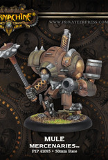 Warmachine Mercenaries - Mule/Nomad/Rover kit