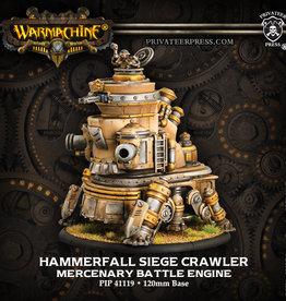 Warmachine Mercenaries - Hammerfall Siege Crawler