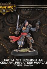 Warmachine Mercenaries - Phinneus Shae