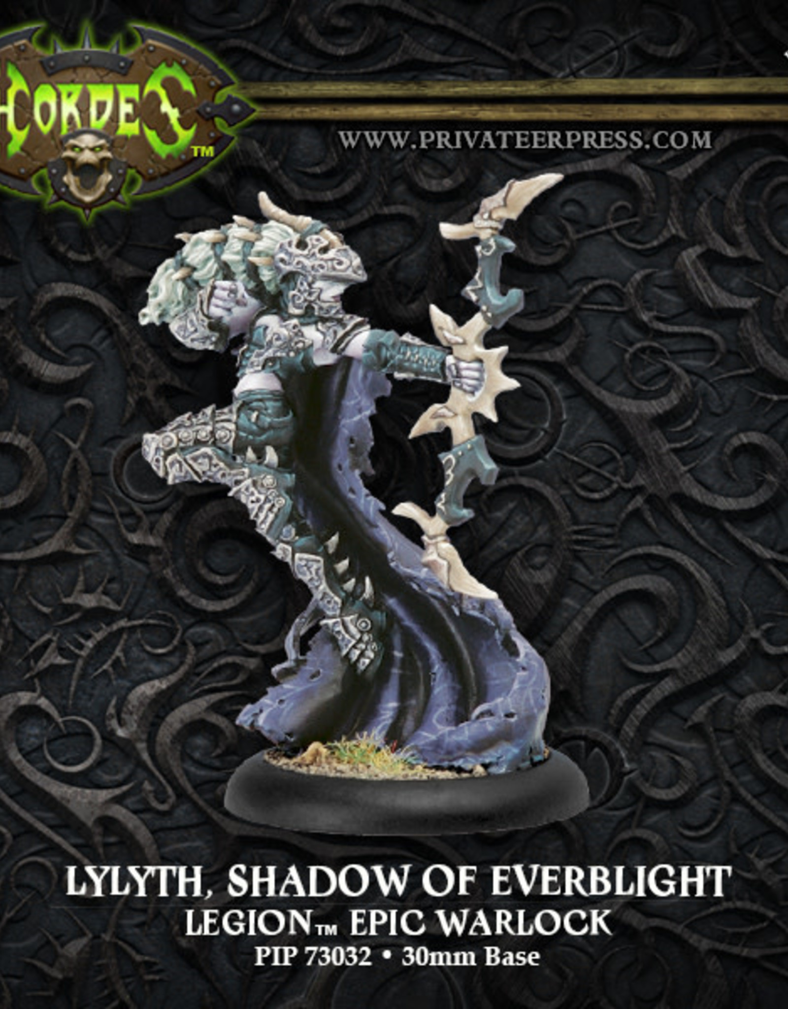 Hordes Everblight - Lylyth Shadow of Everblight