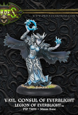 Hordes Everblight - Vayl Consul of Everblight