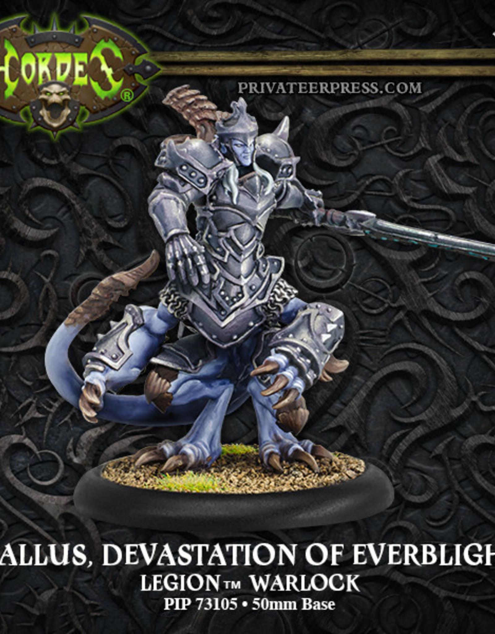Hordes Everblight - Kallus Devastation of Everblight