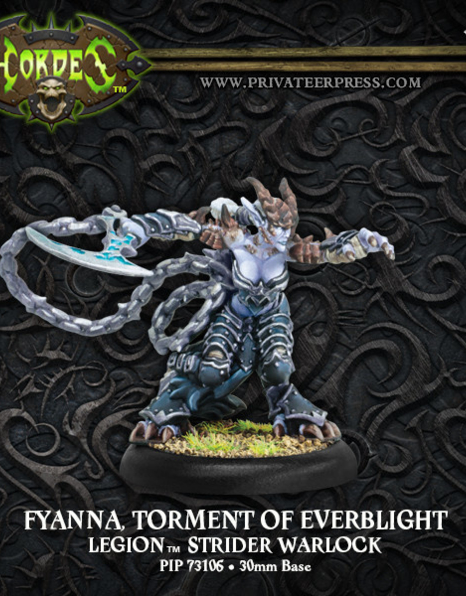 Hordes Everblight - Fyanna Torment of Everblight