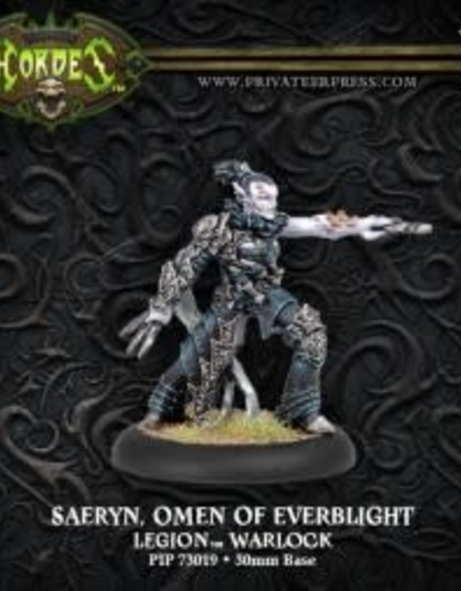 Hordes Everblight - Saeryn Omen of Everblight