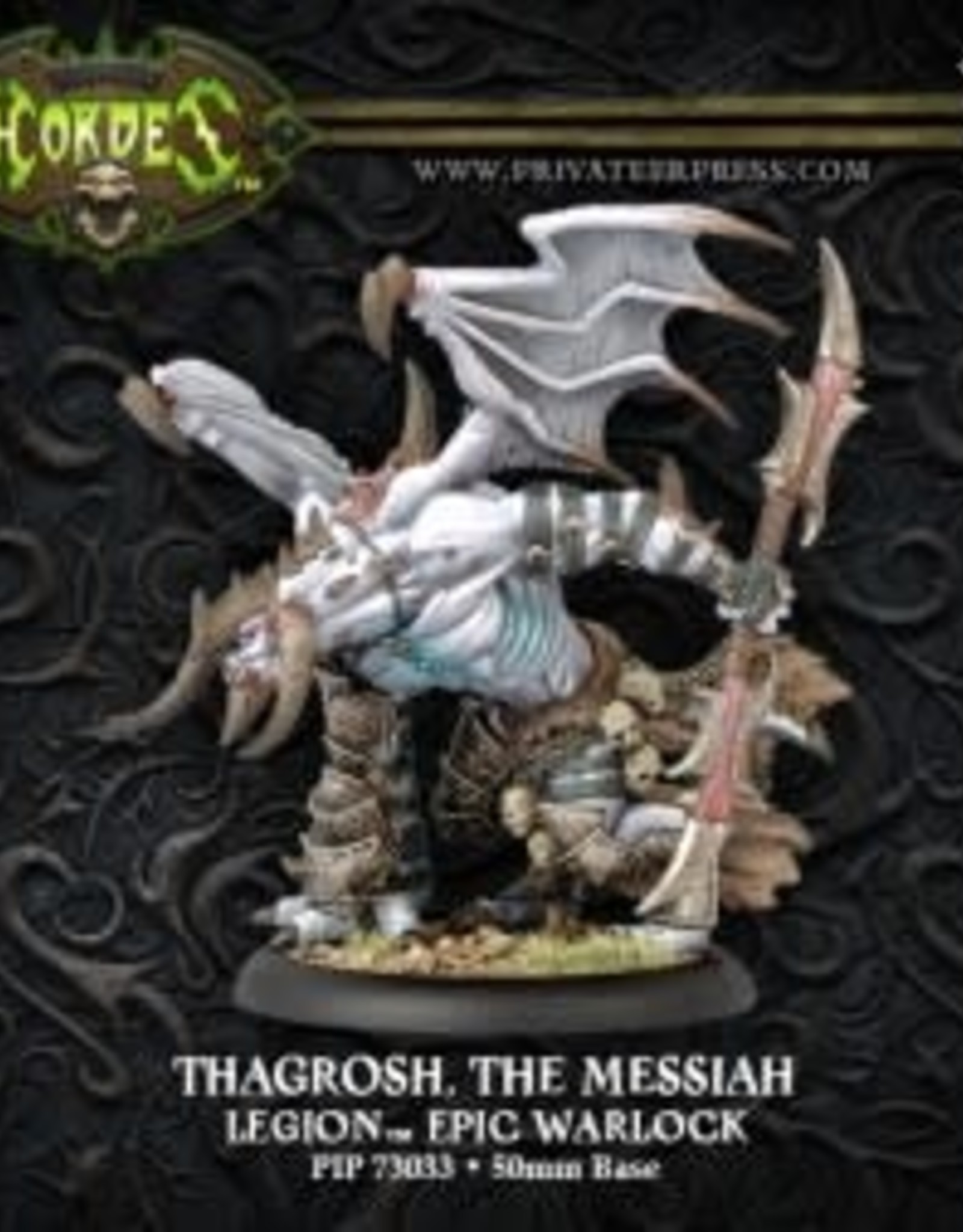Hordes Everblight - Thagrosh the Messiah