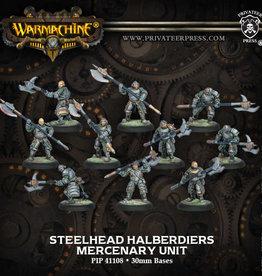 Warmachine Mercenaries - Steelhead Hal