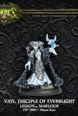 Hordes Everblight - Vayl Disciple of Everblight