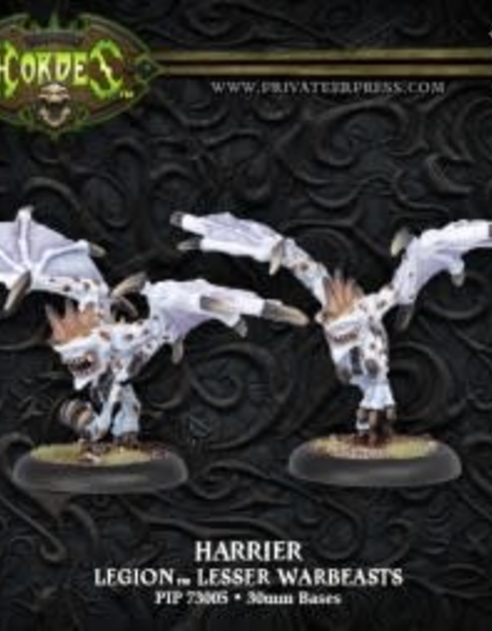 Hordes Everblight - Harriers