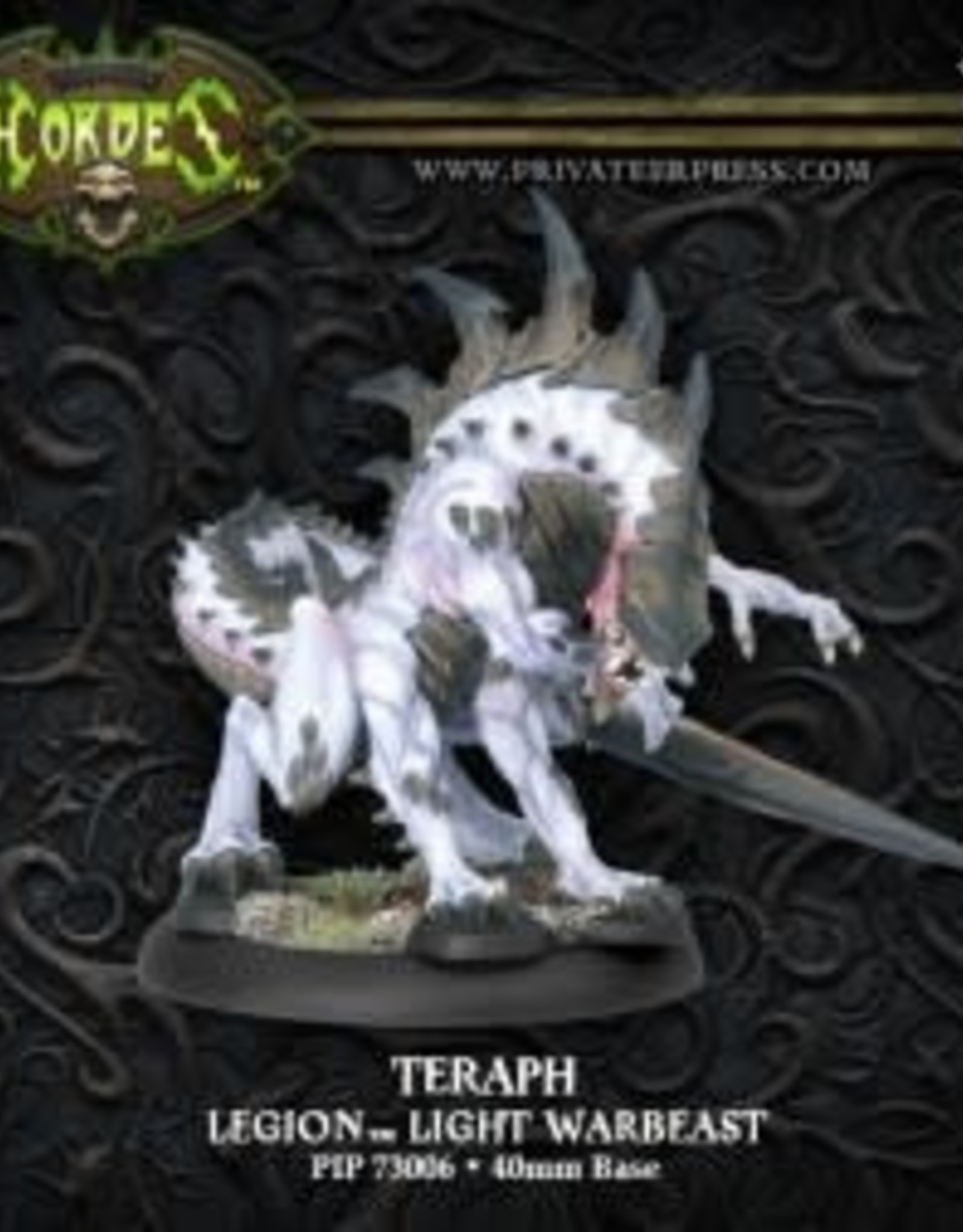 Hordes Everblight - Teraph