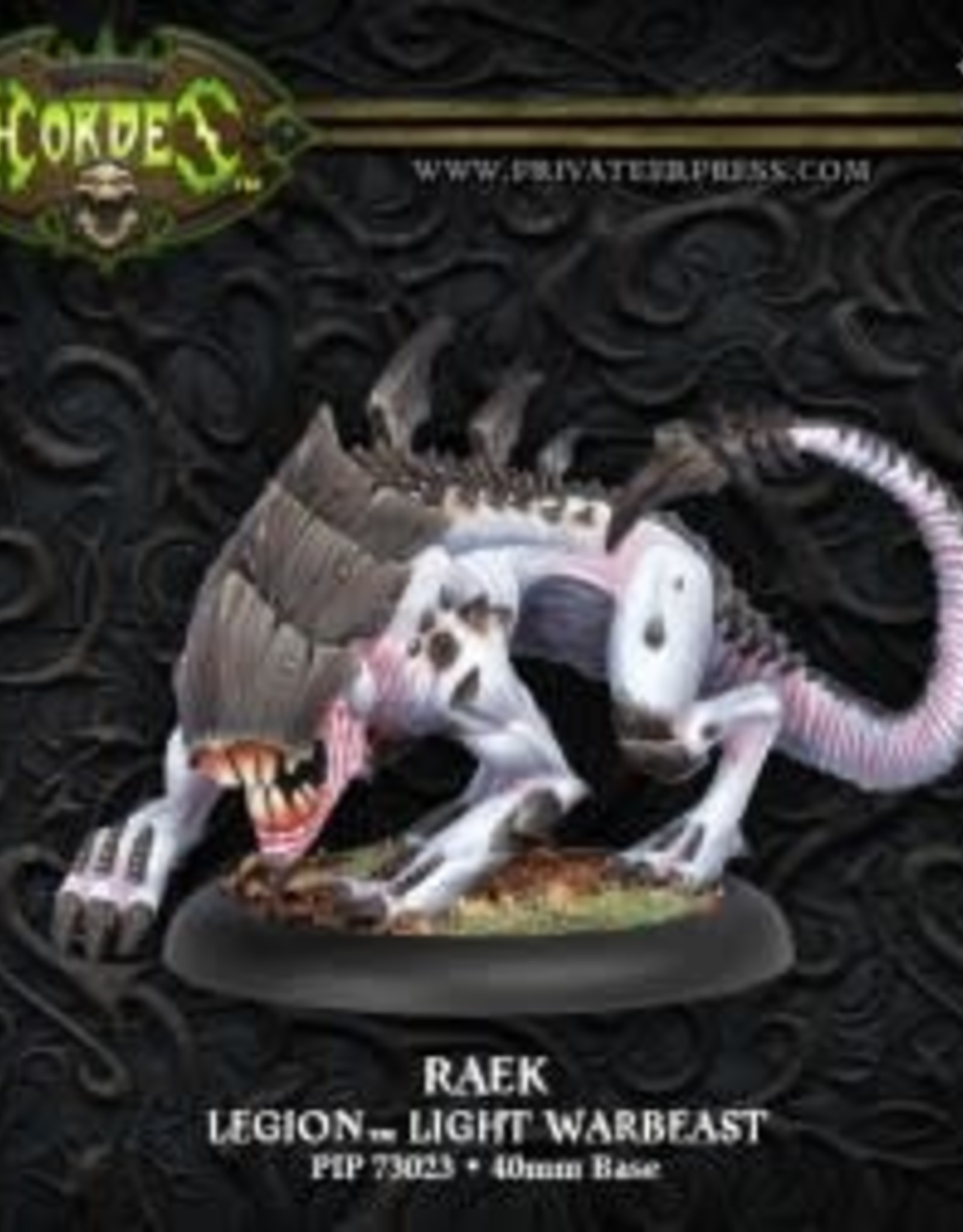 Hordes Everblight - Raek