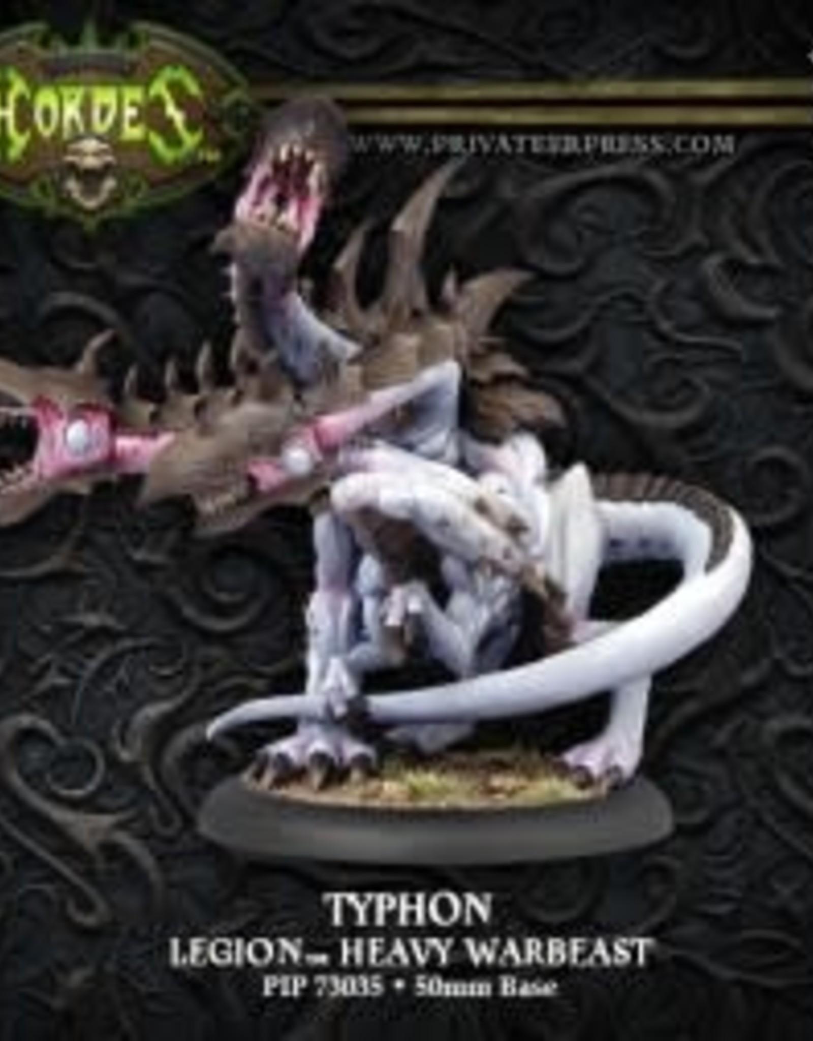 Hordes Everblight - Typhon