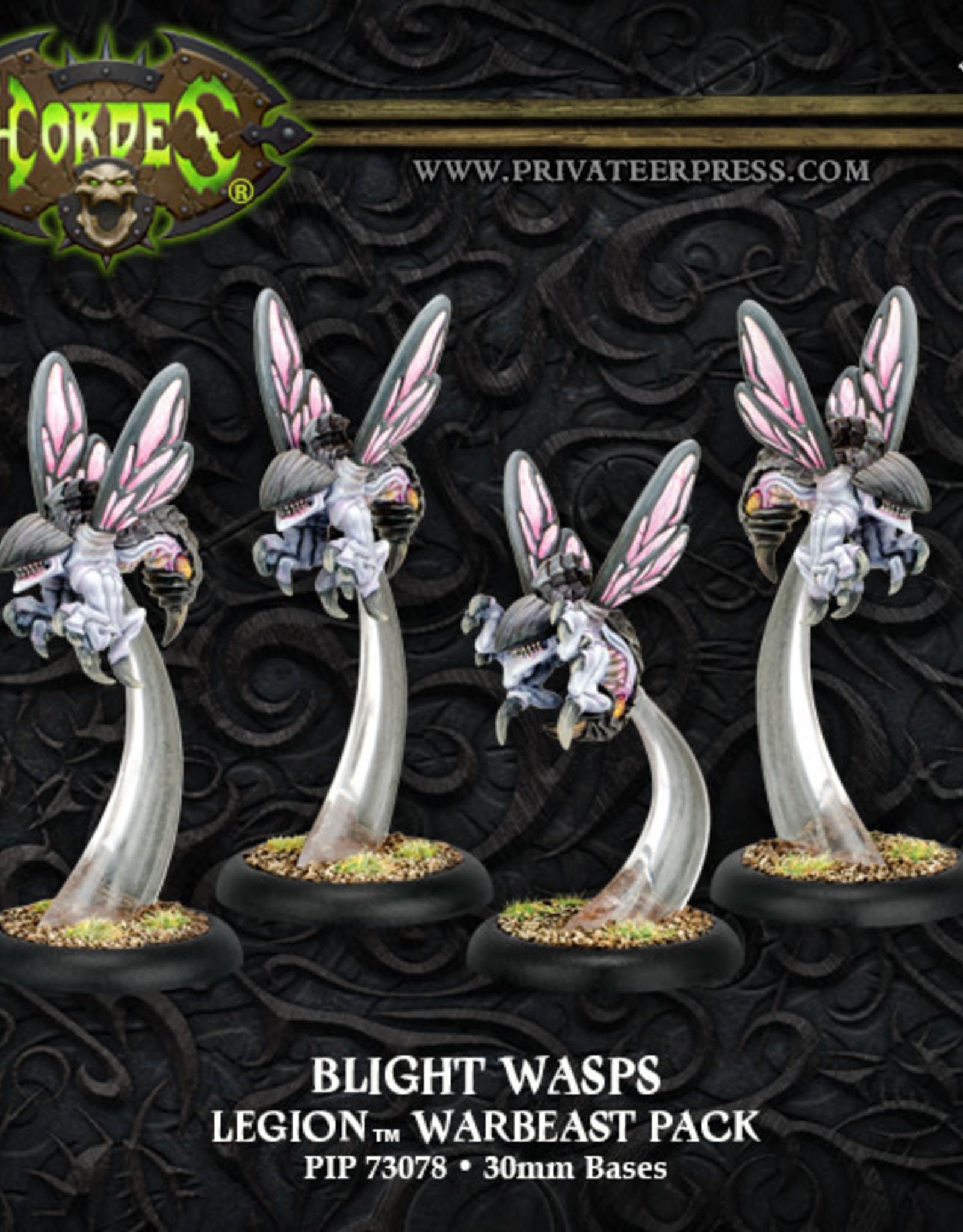 Hordes Everblight - Blight Wasps