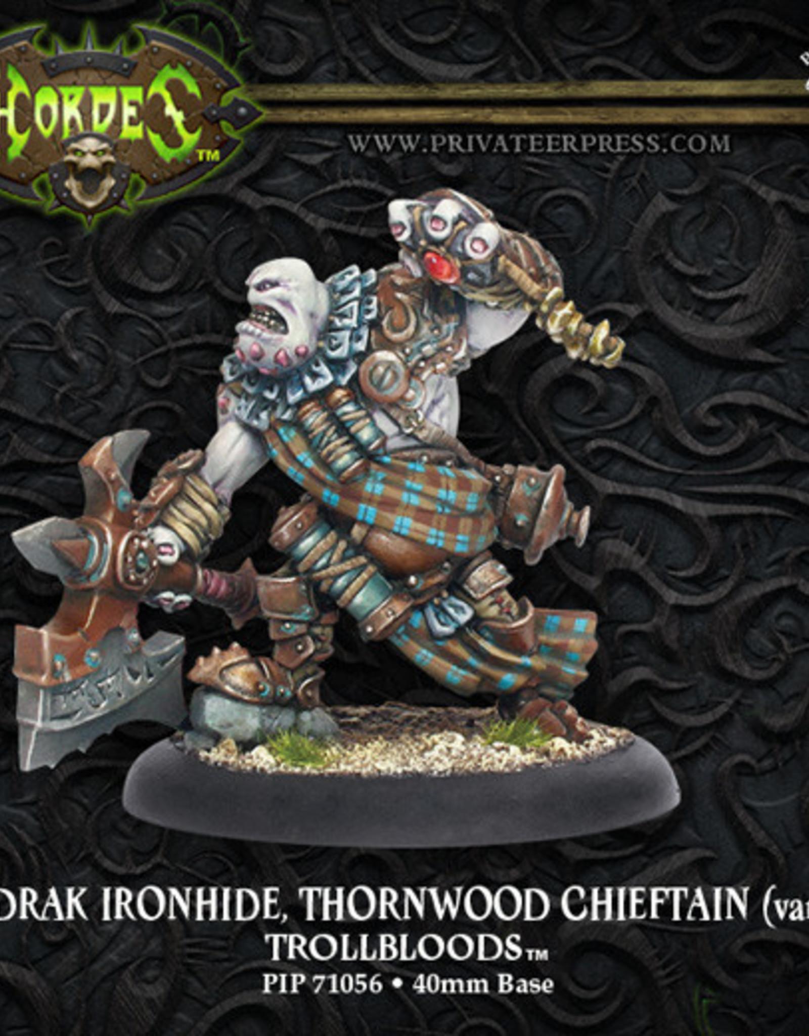 Hordes Trollbloods - Madrak Ironhide