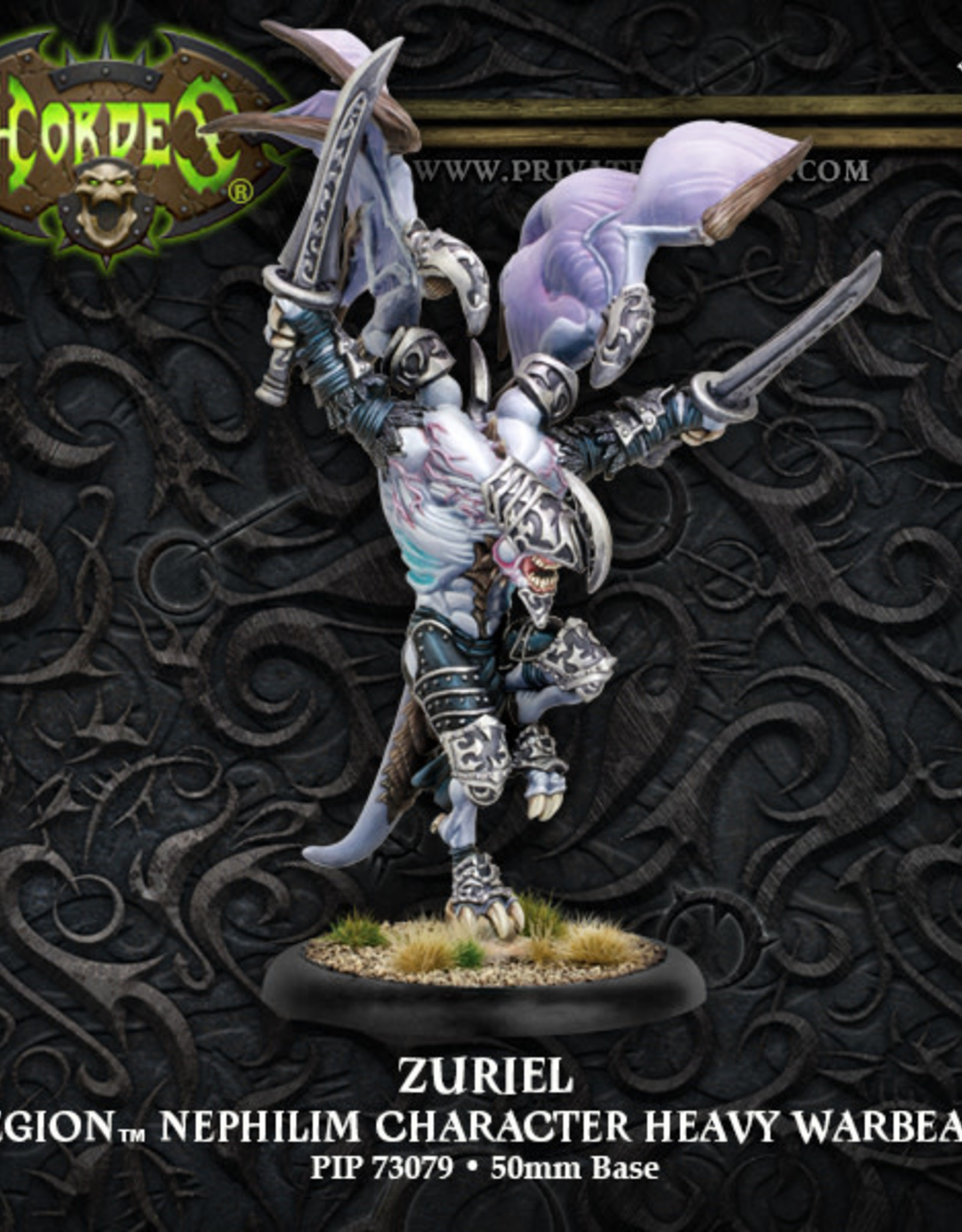 Hordes Everblight - Zuriel