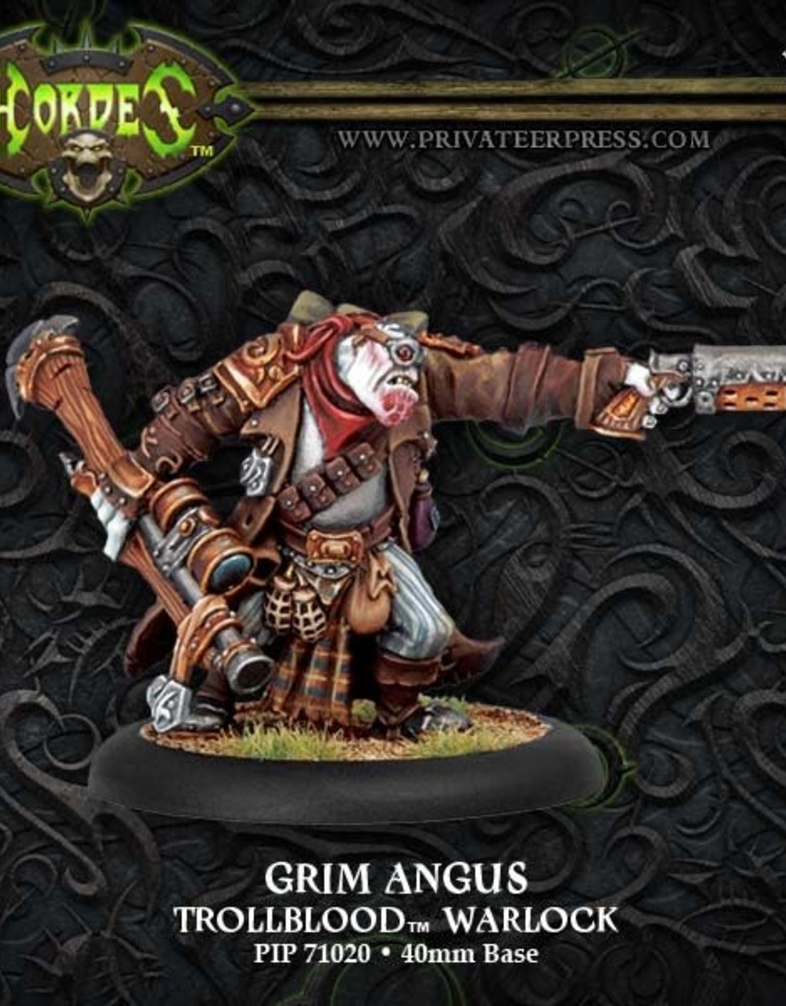 Hordes Trollbloods - Grim Angus