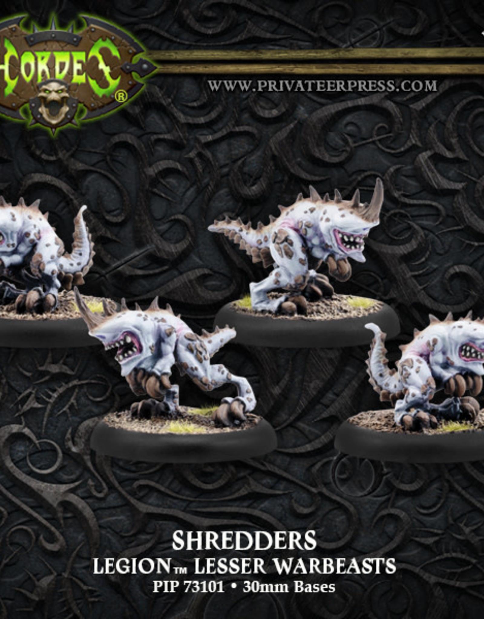 Hordes Everblight - Shredder
