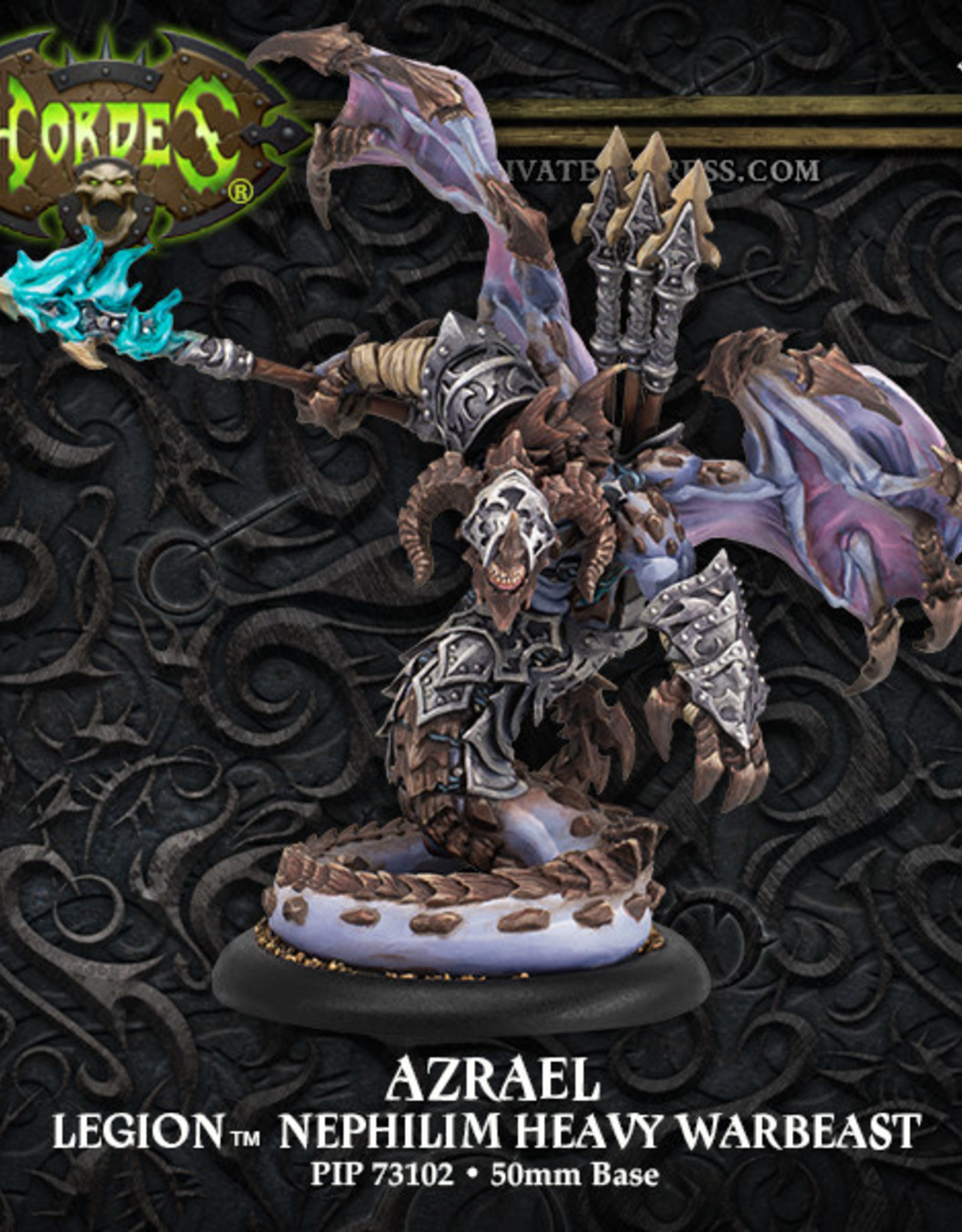 Hordes Everblight - Azrael