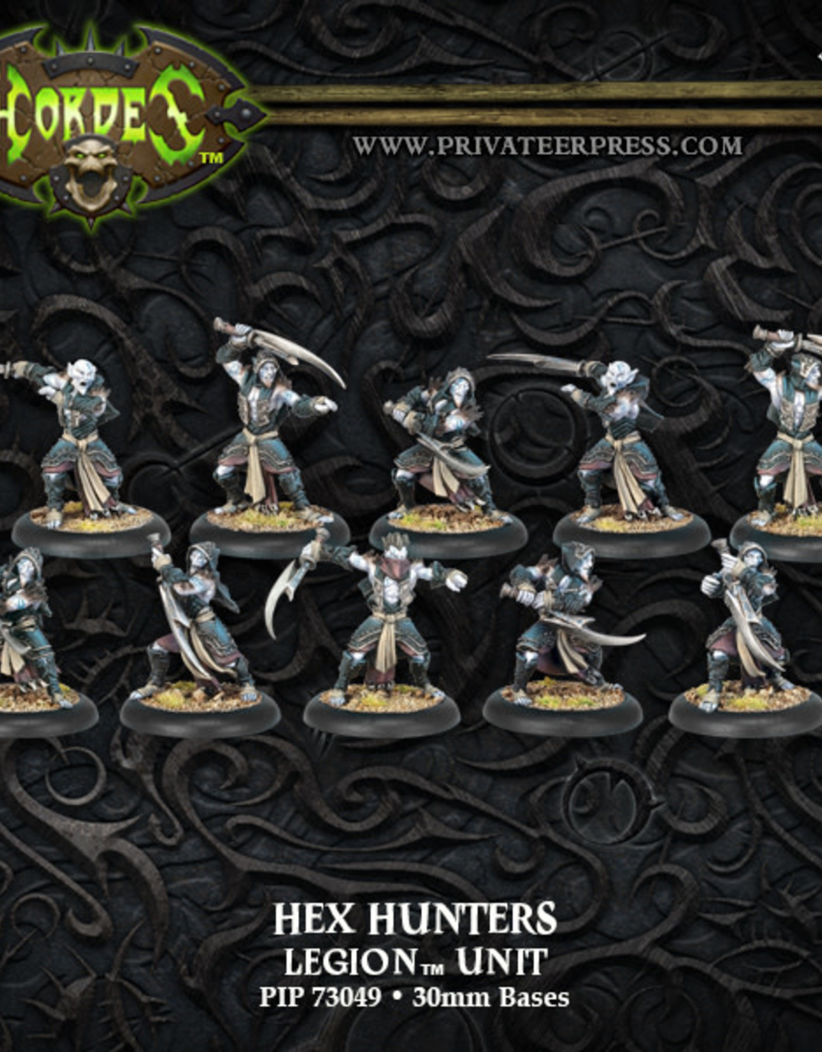 Hero Clix Everblight - Hex Hunters