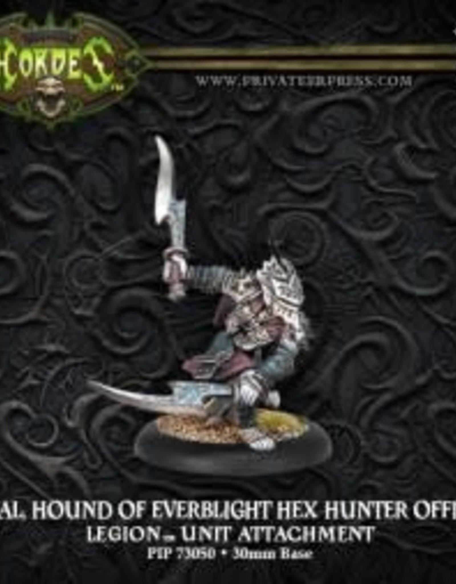 Hordes Everblight - Bayal Hound of Everblight Hex Hunter Officer