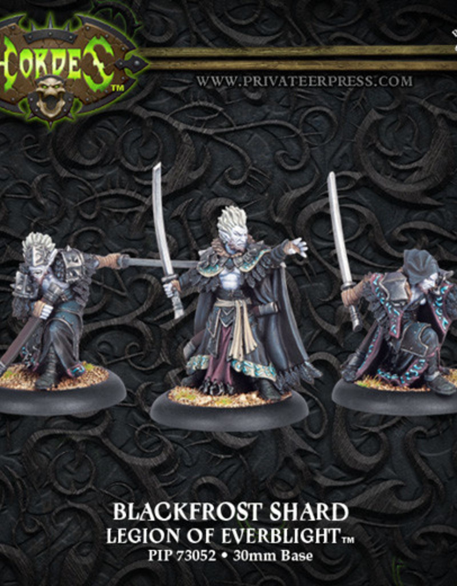 Hordes Everblight - Blackfrost Shard